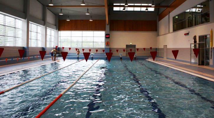 Plavecký bazén Jedenáctka Praha Chodov, ulice Mírového hnutí