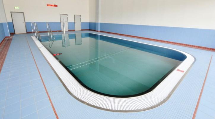 Větší bazének dětského centra v areálu Jedenáctka Chodov