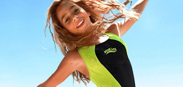Bohatý výběr nejlepších plavek pro děti.