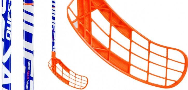 Předveďte spoluhráčům svou novou florbalovou hůl, čepel nebo míček.