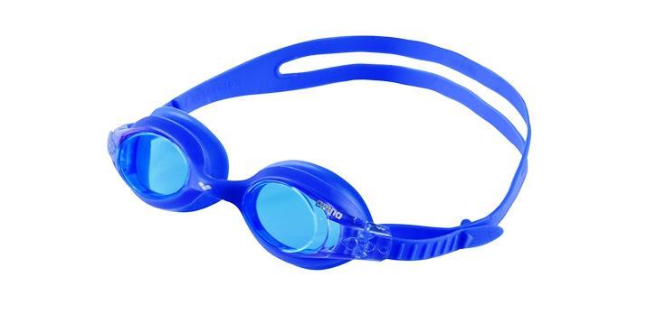 Praktické plavecké brýle pro pohodlné rekreační i kondiční plavání v bazénu Jedenáctka.
