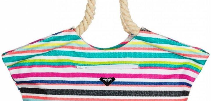 Šikovné a praktické tašky pro vše, co si potřebujete vzít s sebou.