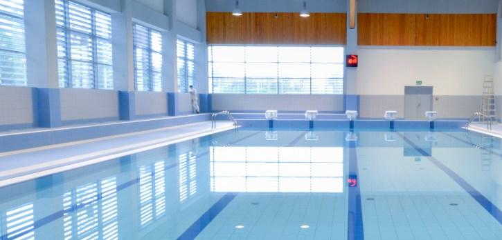 Krytý plavecký bazén Jedenáctka Chodov