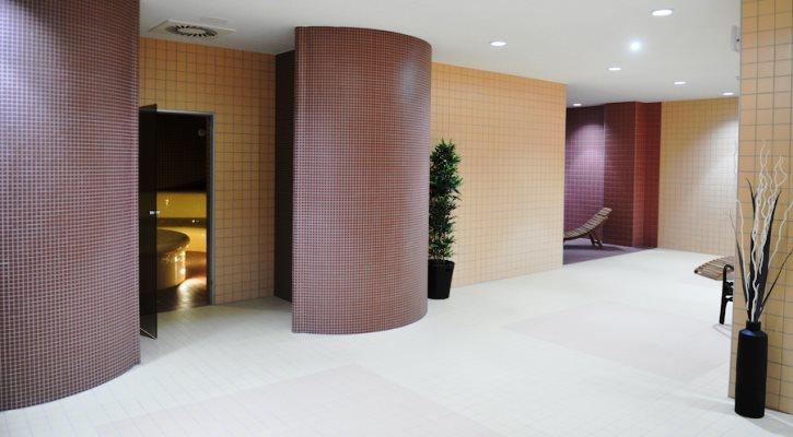 Wellness centrum ve sportovním areálu Jedenáctka Chodov